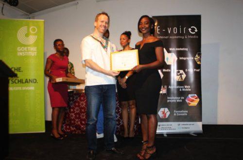 Article : Appelez-moi Sonia Guiza : meilleure blogueuse de Côte d'Ivoire 2016